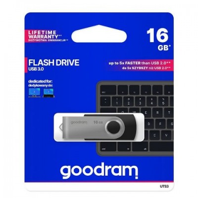 FLASH USB3.0 16GB GOODRAM UTS3