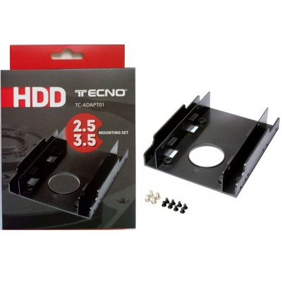 HDD/SSD mounting kit 2,5 - 3,5 TECNO