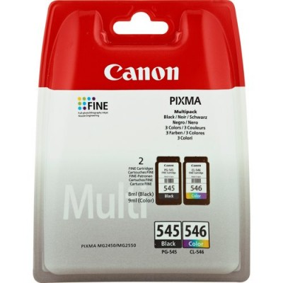 MULTIPACK CANON PG-545 CL-546