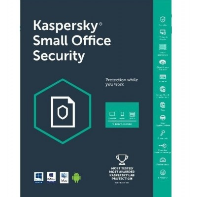 Kaspersky Small Office Security 2 Server 20 PC 20 Mobile