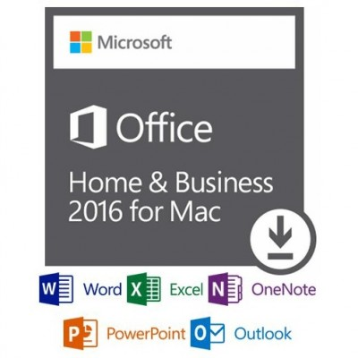 Office 2016 Home & Business MAC