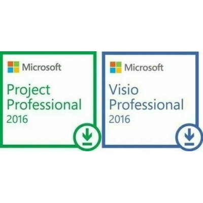 OFFICE VISIO & PROJECT 2016 PROFESSIONAL