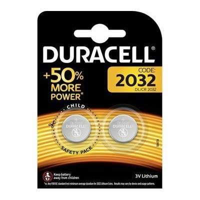 PILA AL LITIO CR2032 DURACELL