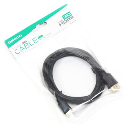 CAVO OMEGA HDMI TO MINI HDMI V1.4 1,8MT
